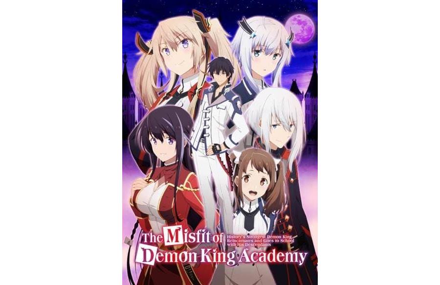 [AnimeFanSubs] The Misfit of Demon King Academy 10. rész