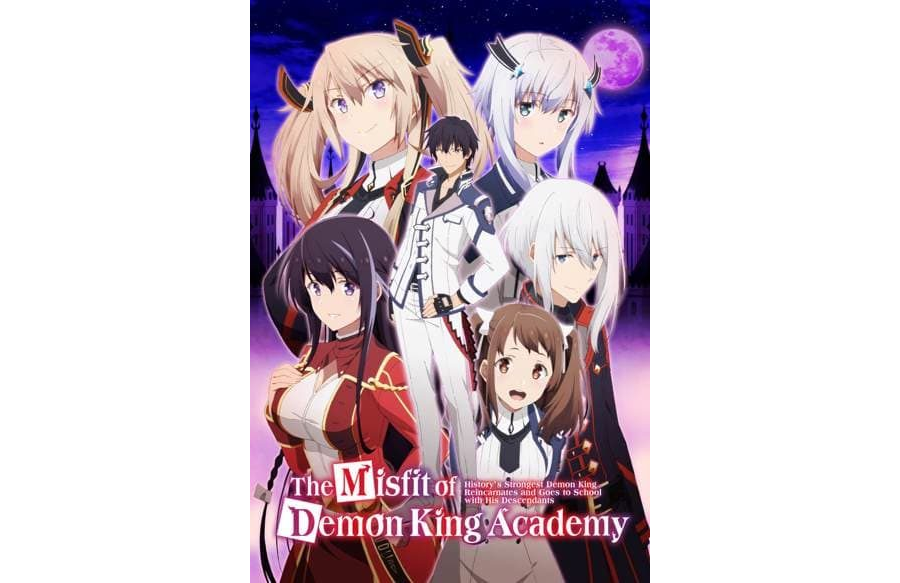 [AnimeFanSubs] The Misfit of Demon King Academy 8. rész