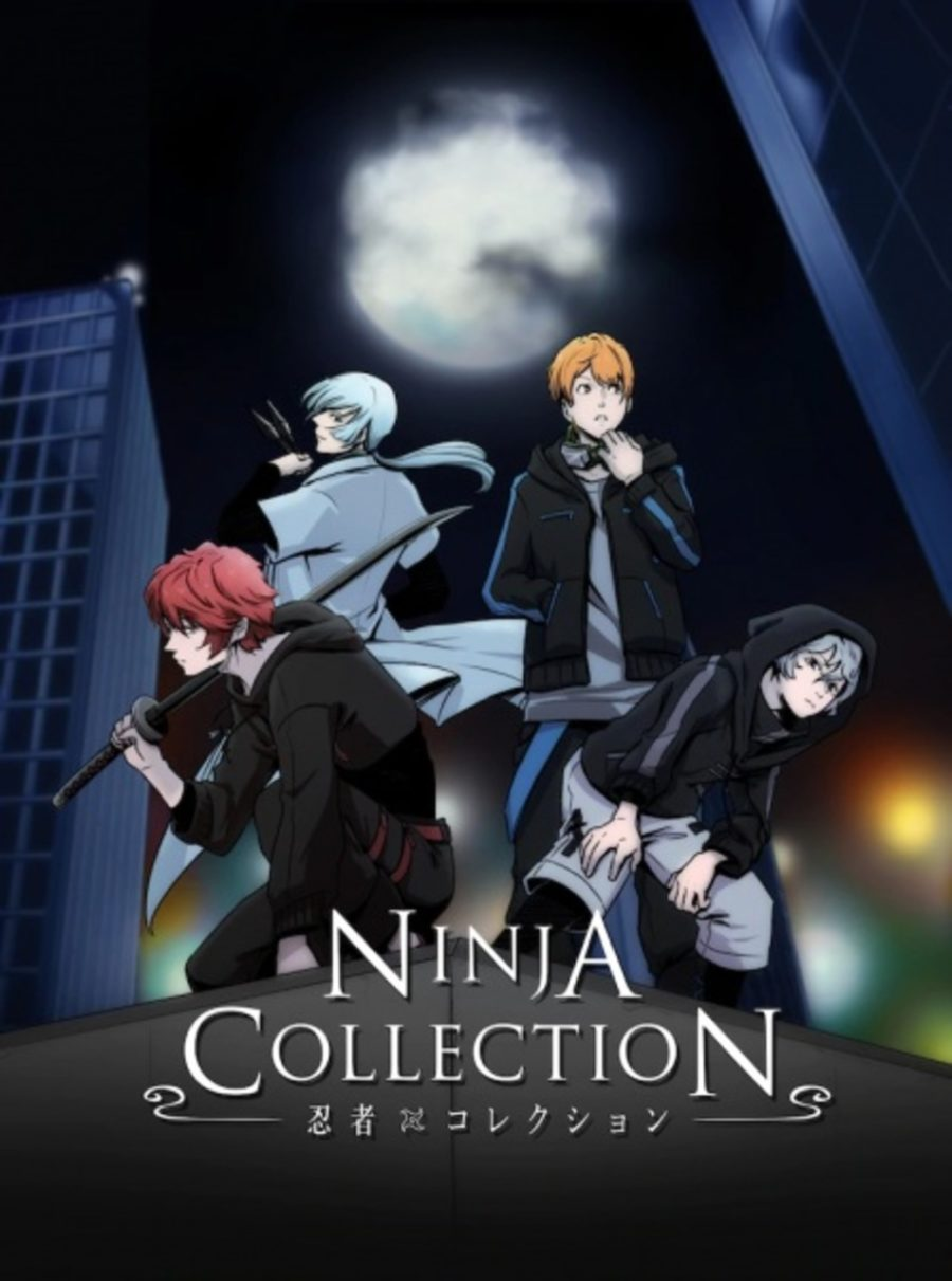 [AnimeFanSubs] Ninja Collection - 01. rész